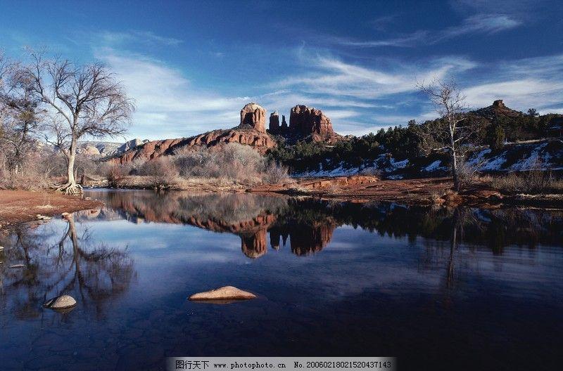 3d自然风景绘画