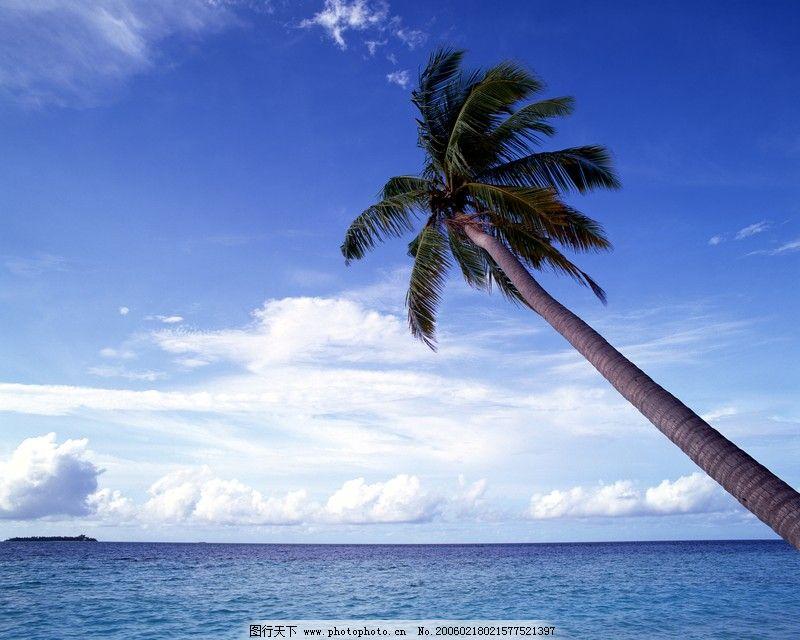 沙滩大海0064 自然风景