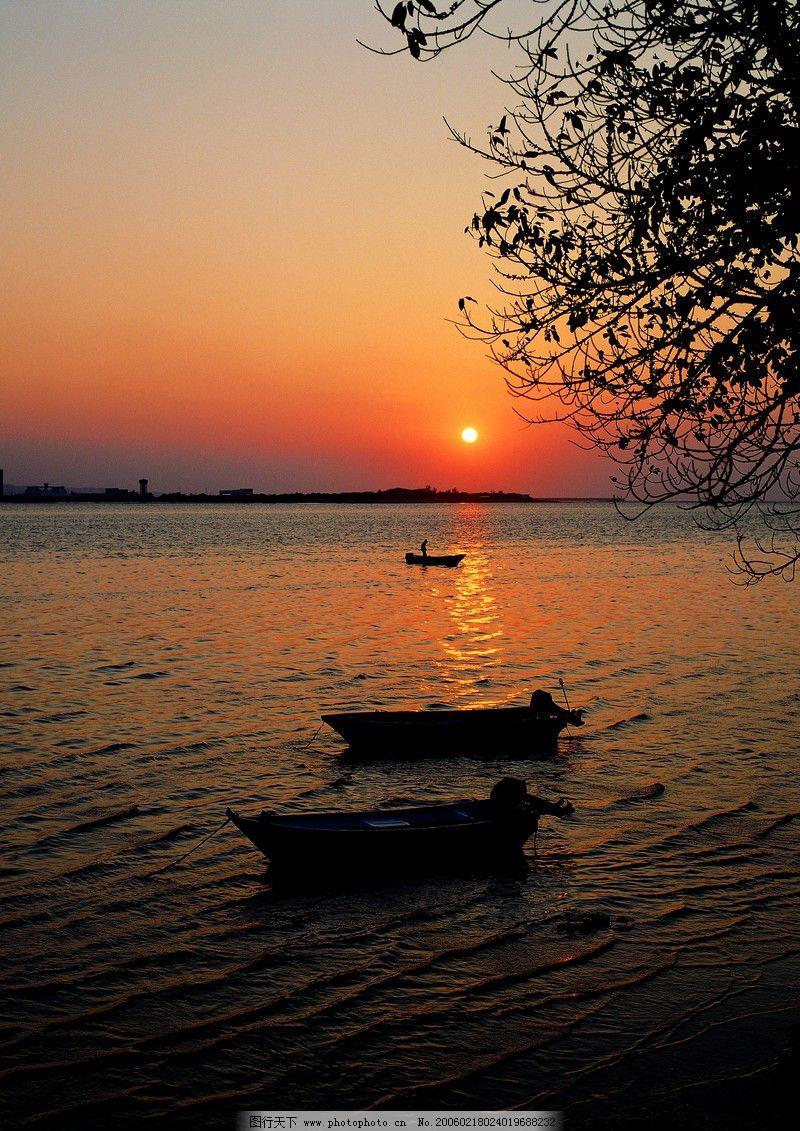 夕阳风景0165