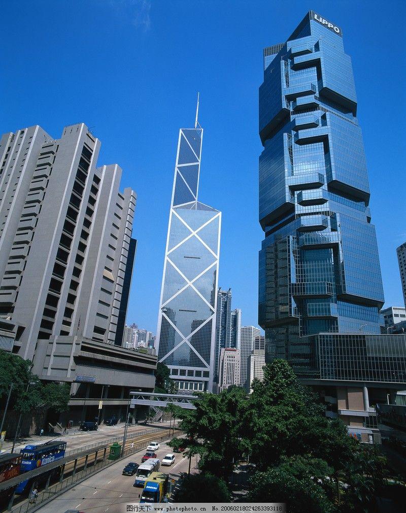 建筑 香港
