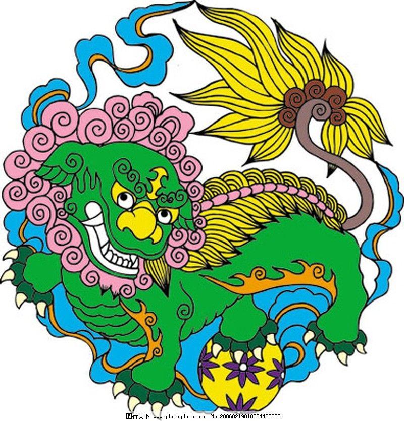 吉祥动物0030_传统文化