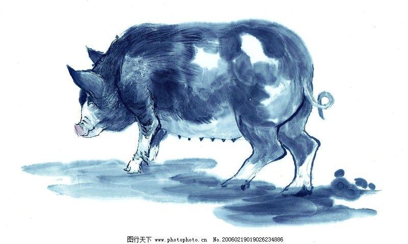 中国动物画0090