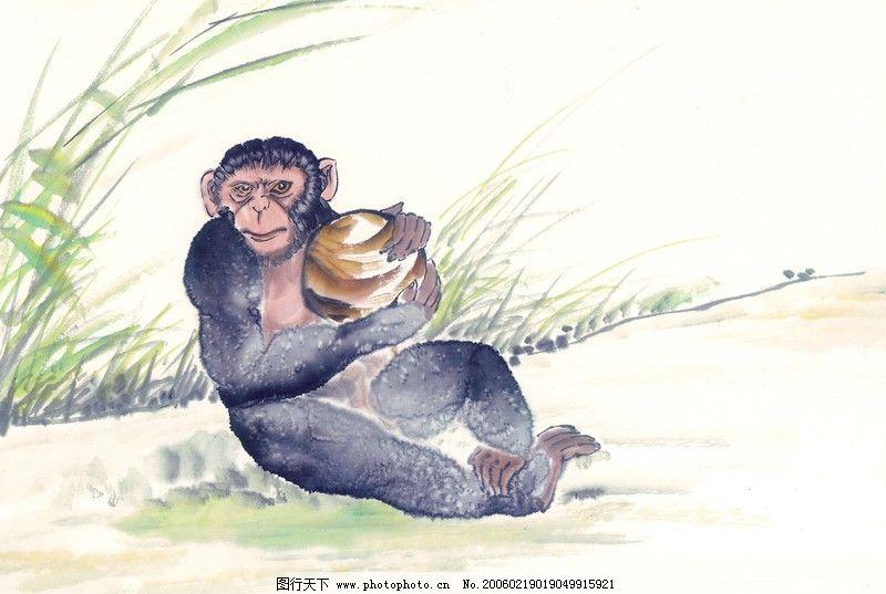 中国动物画0094