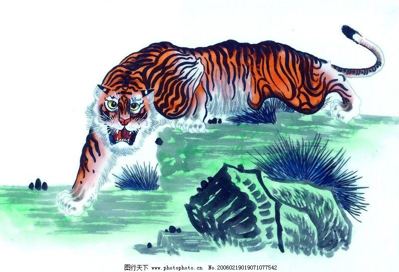 中国动物画0030_绘画书法