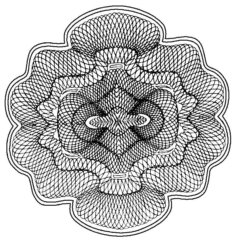 古代图案花纹0095