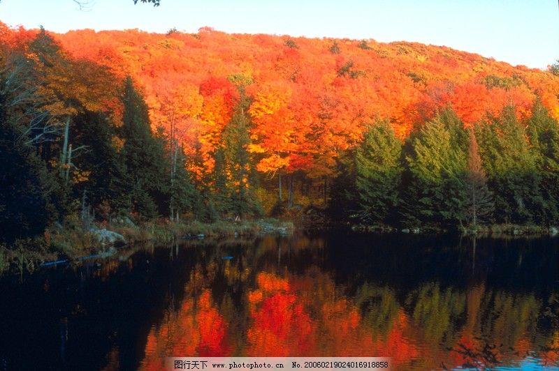 秋天景色0036 自然风景