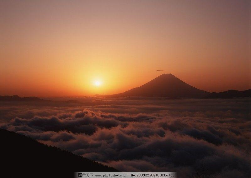 壮丽山景0182 自然风景
