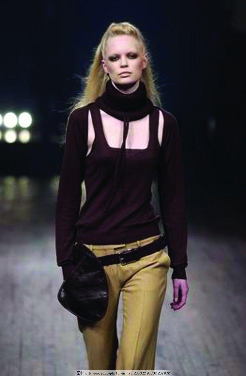 服裝設計 巴黎2004男裝冬季發布會