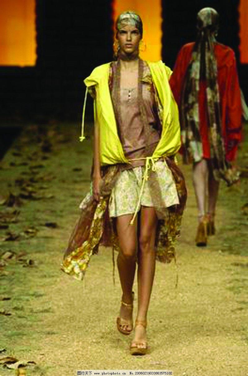 里约热内卢2004女装秋冬新品发布会0175