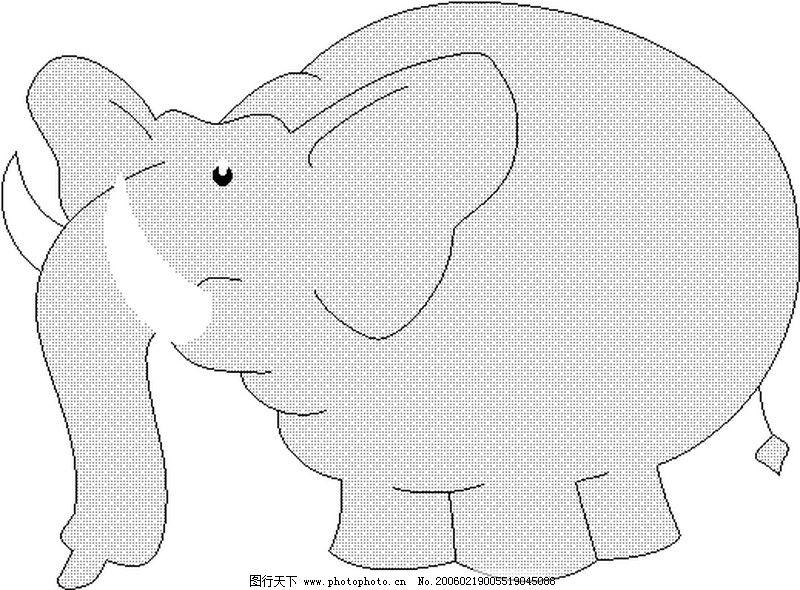 动物漫画2764