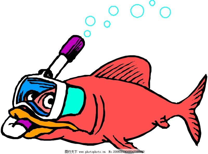水中动物0263