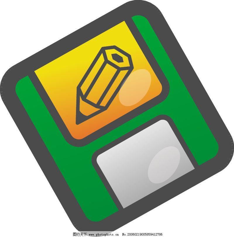 电脑资讯0430_现代科技_矢量图_图行天下图库