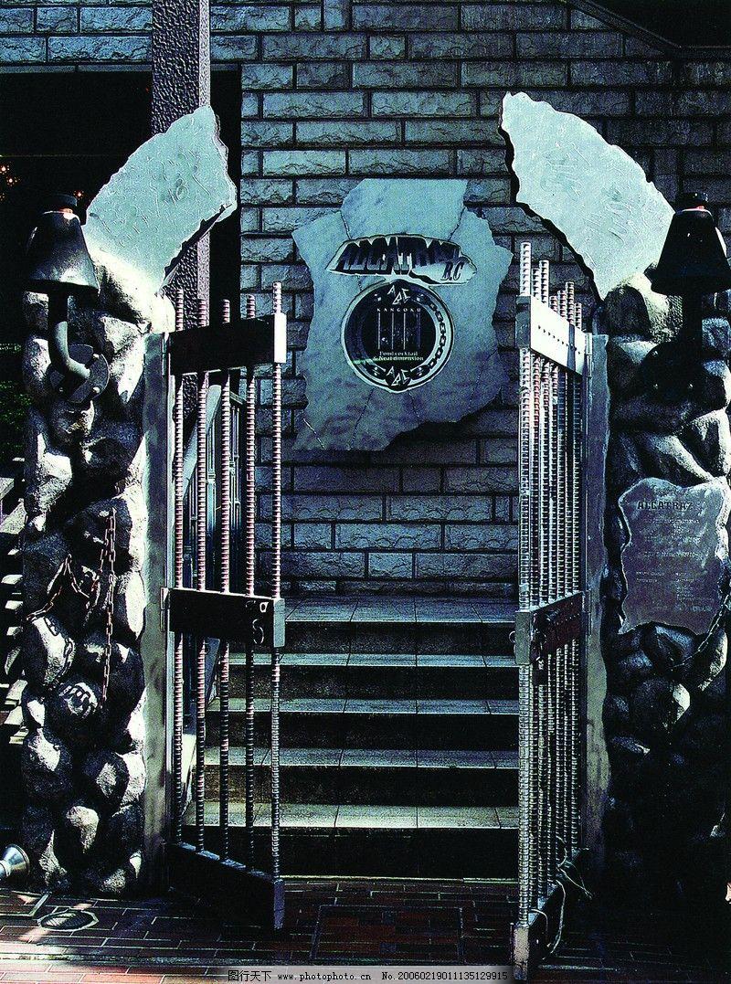 鐘表門頭設計效果圖