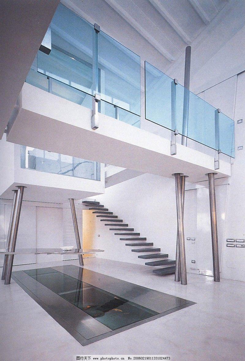 阁楼空间设计0385 阁楼楼梯