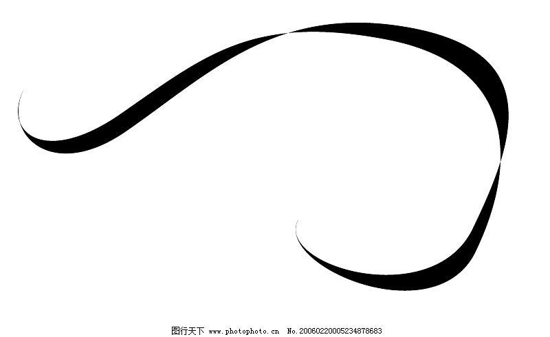 边框背景0459_花纹花边_矢量图_图行天下图库