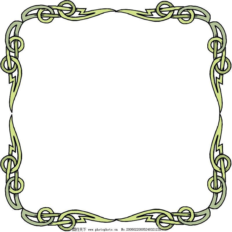 ppt 背景 背景图片 边框 模板 设计 相框 800_800