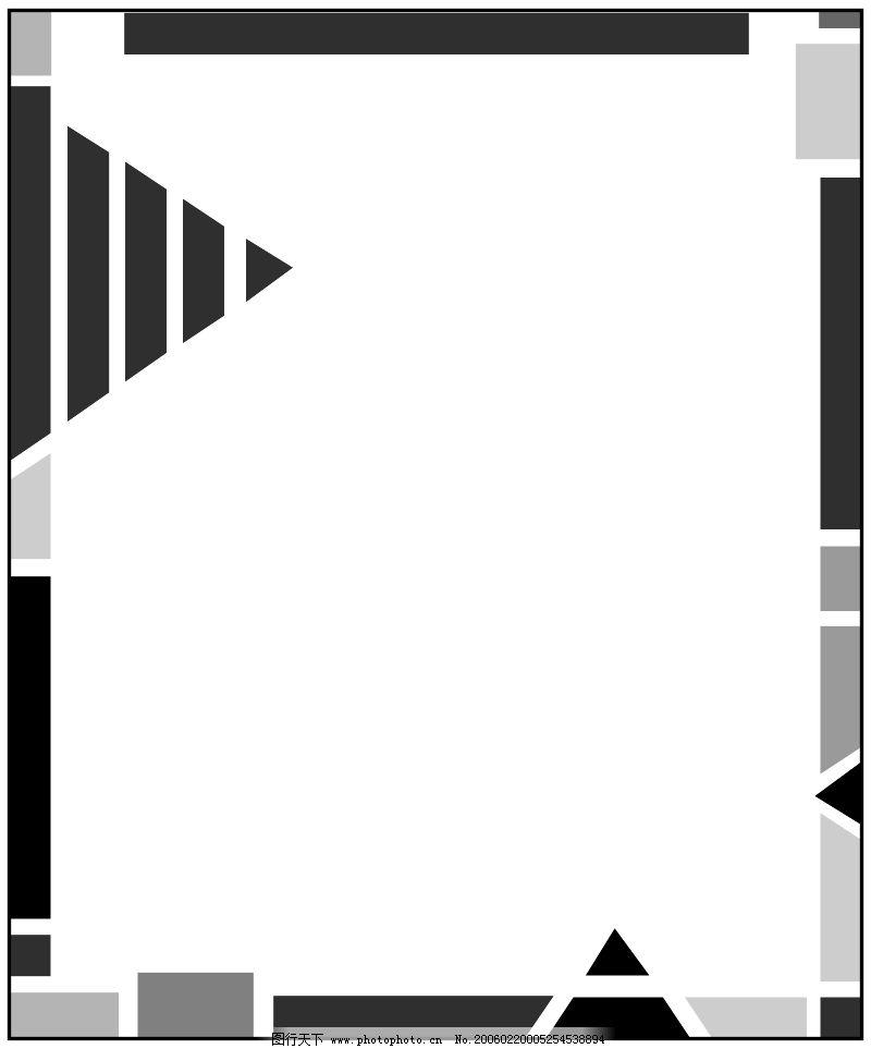 创意边框0088
