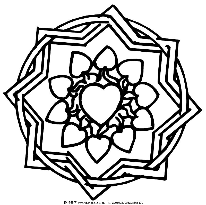 边框背景 创意花纹 excellent frame original flower vein