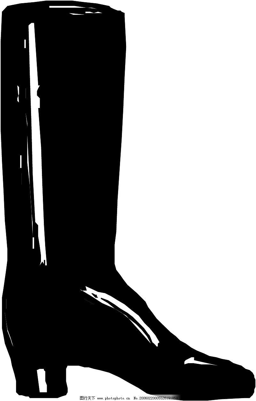 衣鞋帽0100_其他_矢量图_图行天下图库
