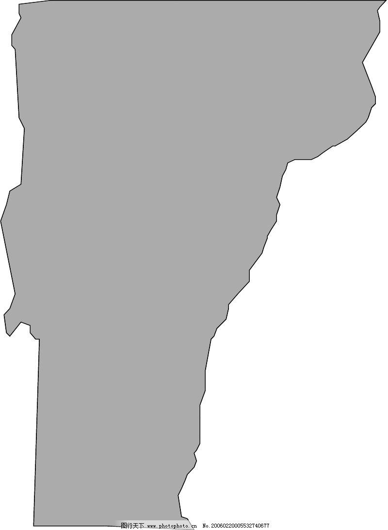 世界地图1851_其他_矢量图
