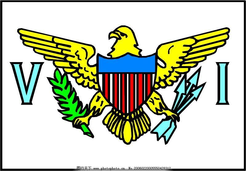 世界国旗0065_其他_矢量图_图行天下图库