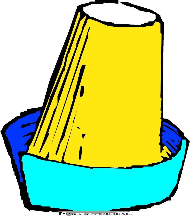 衣鞋帽0160_其他_矢量图_图行天下图库