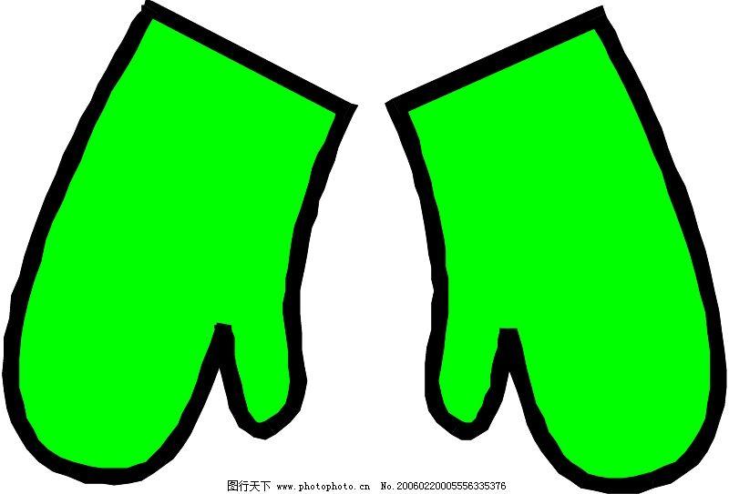 衣鞋帽0163_其他_矢量图_图行天下图库