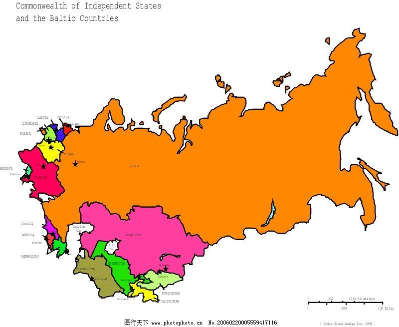 世界地图0695_其他_矢量图_图行天下图库