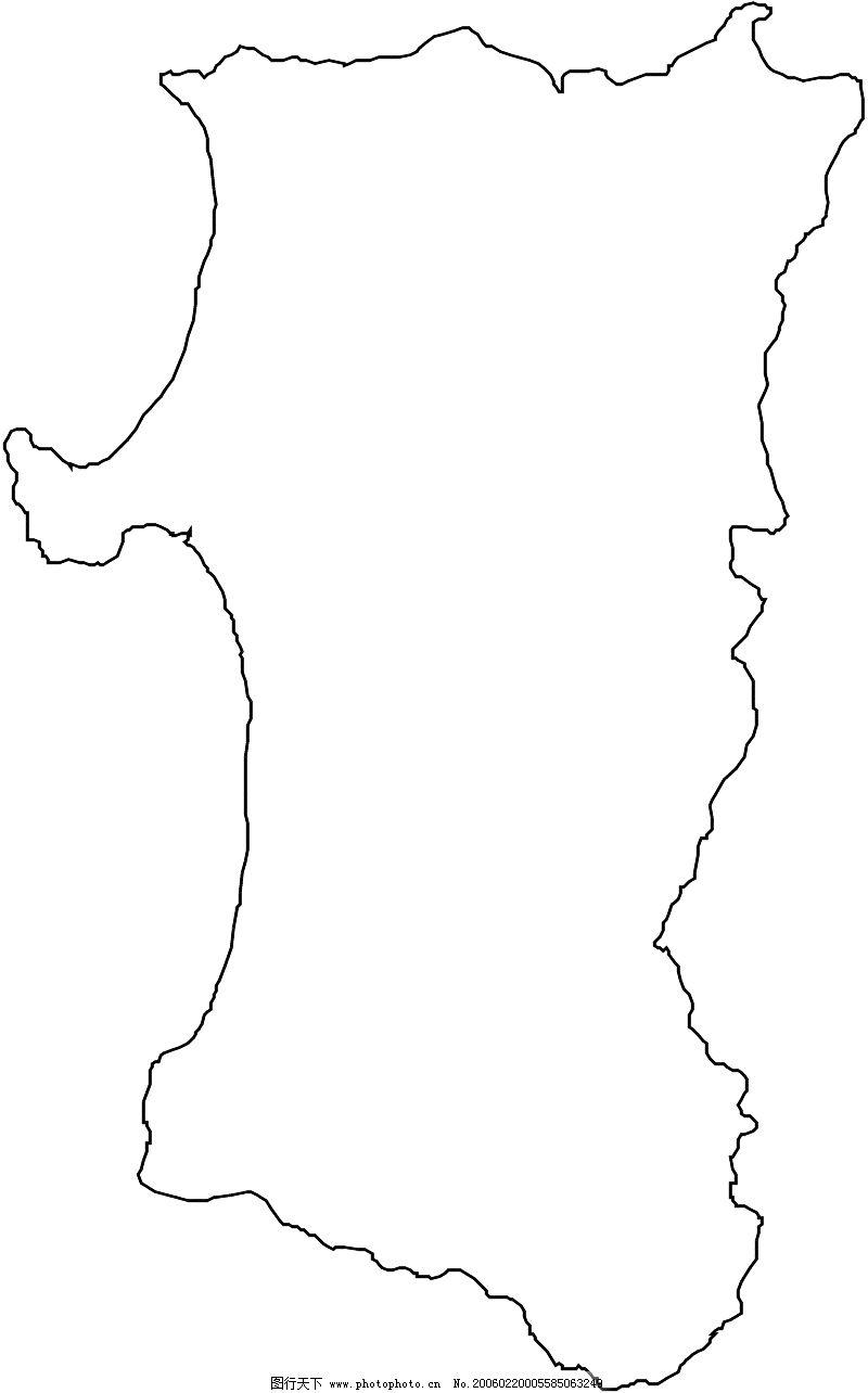 地图 简笔画 手绘 线稿 800_1284 竖版 竖屏