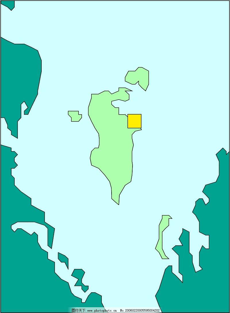 世界地图1756
