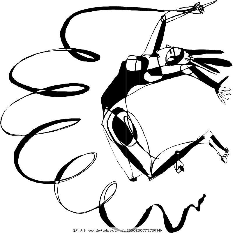简笔画 设计 矢量 矢量图 手绘 素材 线稿 800_1112 竖版 竖屏