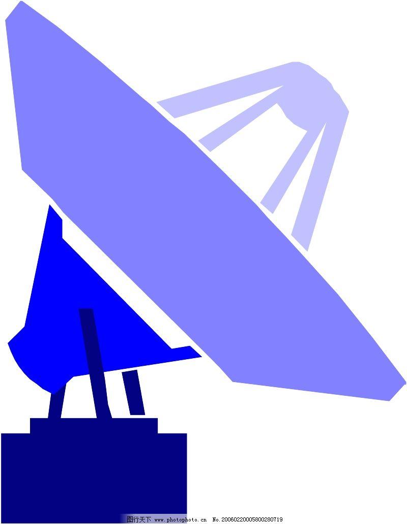 科学仪器0142_现代科技_矢量图_图行天下图库
