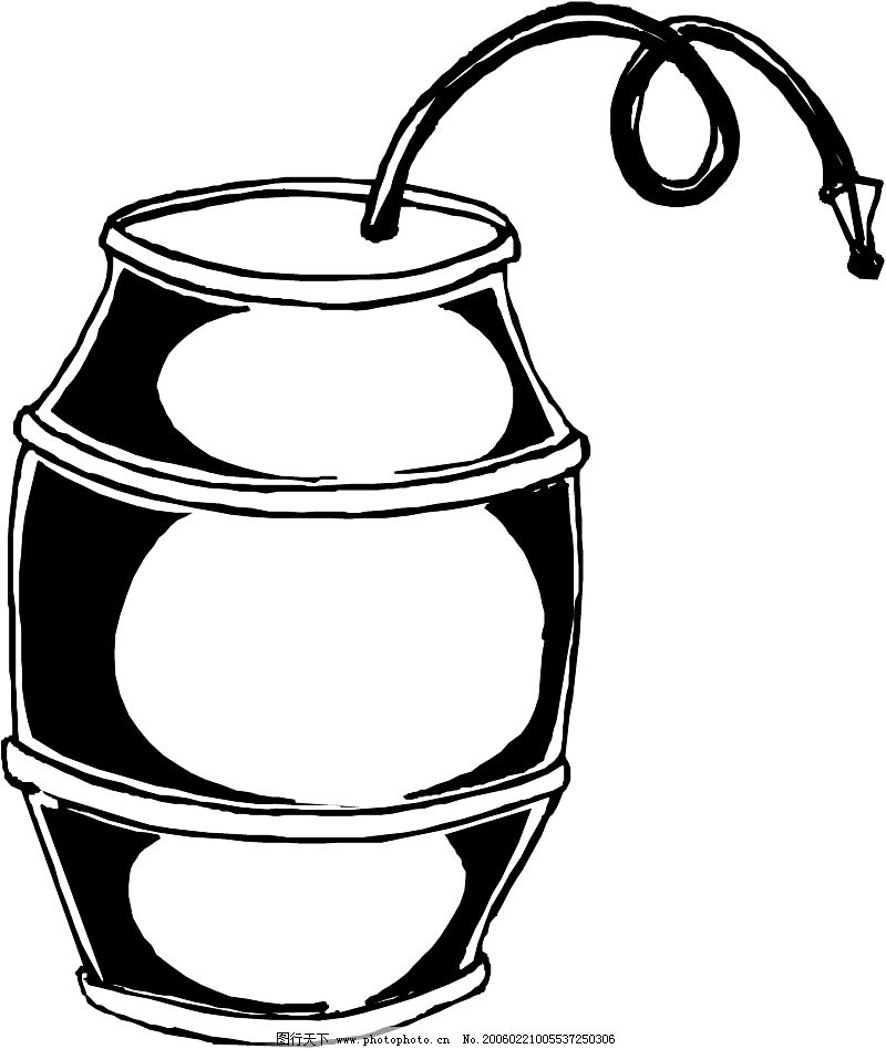 饮料无色手绘图片