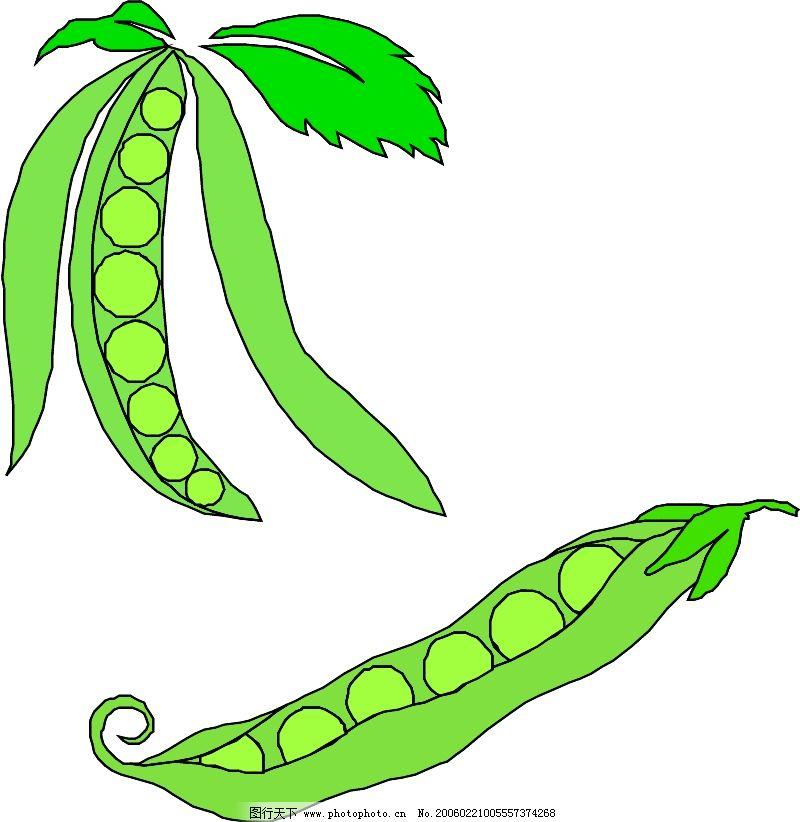 蔬菜水果0428_其他_矢量图_图行天下图库