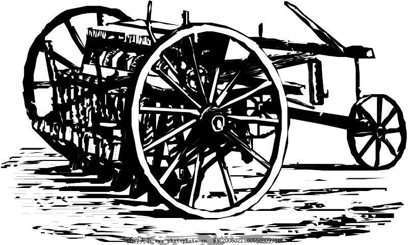农业机械与庄稼0247
