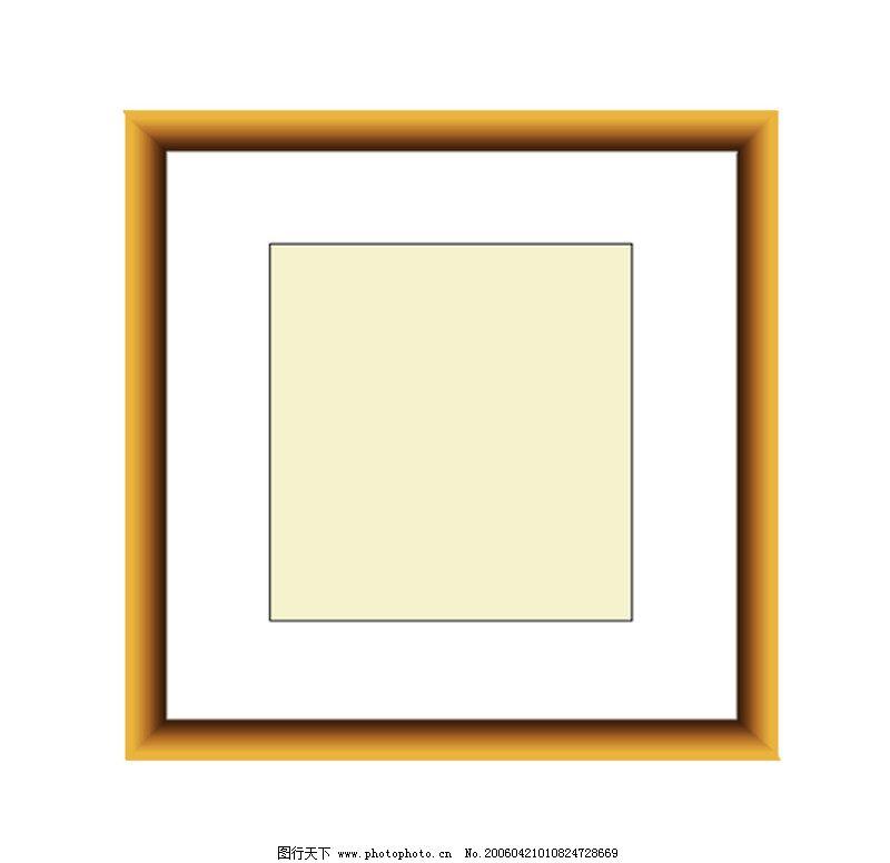 画框0008_其他_装饰素材_图行天下图库