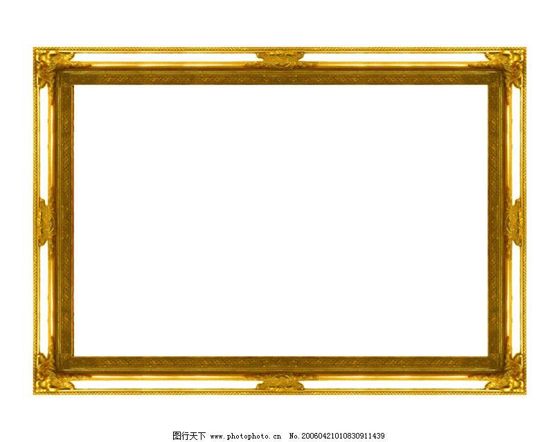 画框0044_其他_装饰素材_图行天下图库